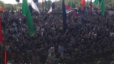 Photo of The Afghan city of Herat witnesses the commemoration of the Arbaeen Al-Husseini
