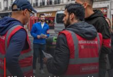 Photo of 'Who is Hussain' team provides humanitarian services on Arbaeen