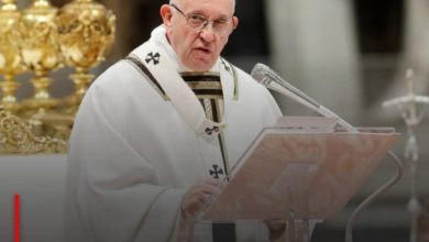 Photo of Pope criticized after ignoring the killing of Shias in a speech directed to the Nigerian government