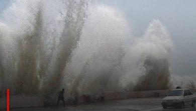 Photo of Cyclone Shaheen injures 52 as it hits Iran