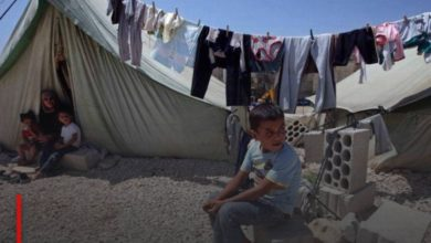 Photo of UN report calls for solutions to the crisis of 55 million displaced people around the world