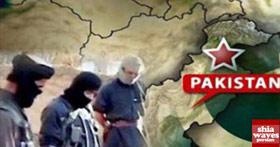 تصویر برگی دیگر از جنایات گروه منحرف صحابه در پاکستان