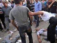 تصویر عملیات انتحاری مزدوران وهابیت