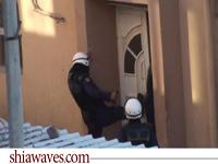 تصویر افزایش یورش نیروهای آل خلیفه به منازل شیعیان بحرین