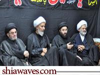 تصویر دفتر آیت الله العظمی شیرازی در کربلا برگزار کرد: همایش فکری ـ فرهنگی و آماده سازی برای زیارت اربعین
