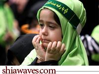 تصویر برگزاری همایش سه ساله های حسینی همزمان با شهادت حضرت رقیه سلام الله علیها