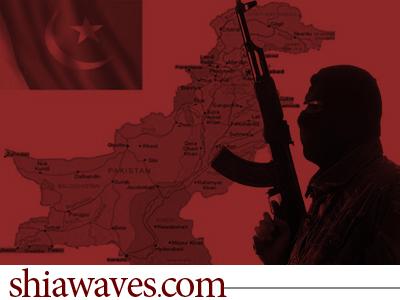 تصویر شهادت چهار پاکستانی فقط به جرم شیعه بودن!!