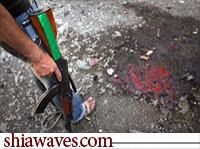 تصویر قتل و ترور انسان های بی گناه توسط وهابیت در سوریه