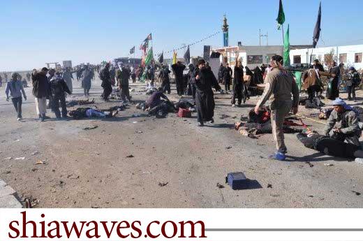 Photo of حملات انفجاری مزدوران وهابی در مسیربرگشت زائران حسینی