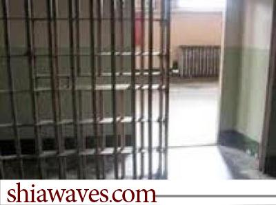 تصویر دومین حمله نیروهای سعودی به زندانیان سیاسی