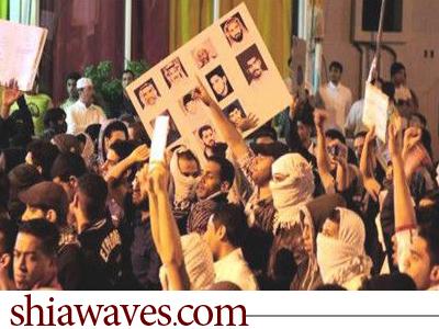 تصویر راهپیمایی های مسالمت آمیز در نقاط مختلف عربستان