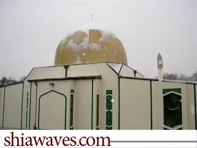 تصویر اقدام مسجد بلژیک در کمک رسانی به افراد بی خانمان
