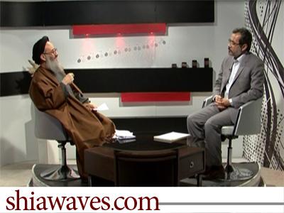 تصویر تولید و پخش سری جدید برنامه نقد و نظراز شبکه جهانی امام حسین علیه السلام