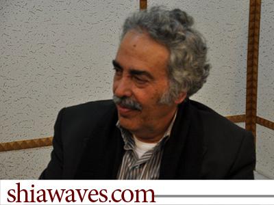 تصویر انطوان بارا: من مسیحی عرب و حسینی هستم