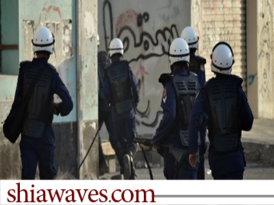 تصویر از تشديد حملات شبانه به منزل شهروندان بحرین