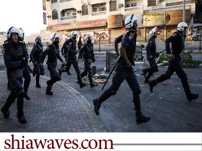 تصویر بازداشت گسترده شهروندان بحرین آستانه برگزاری مسابقات فرمول یک