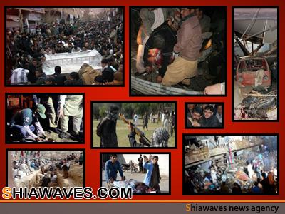تصویر زندگی جهنمی شیعیان در کویته