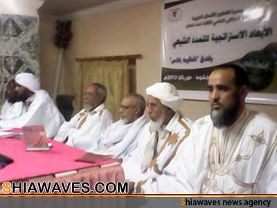 """تصویر برگزاری کنفرانس ضد شیعی در """"موریتانی"""""""