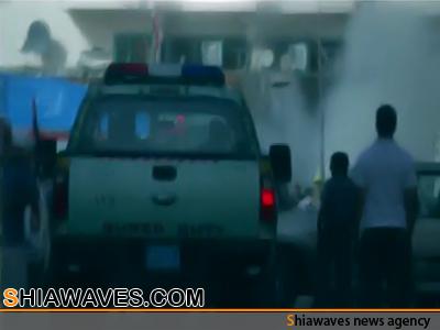 تصویر 21 انفجار در خونین ترین روز بغداد +ویدئو