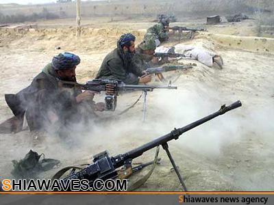 تصویر حمله مسلحانه طالبان به مناطق شیعه نشین کراچی