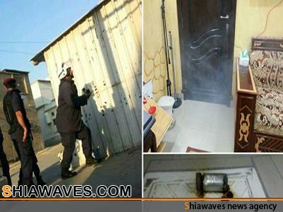 تصویر بازداشت  15 شهروند بحرینی