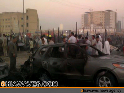 تصویر روزهای خون بار شیعیان عراق در ماه مبارک رمضان