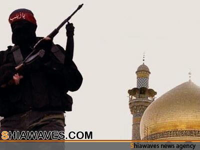 تصویر ناکامی تروریست ها ی سوری از نفوذ به زینبیه دمشق