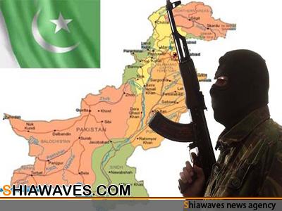 تصویر ترور سومین عضو یک خانواده شیعه در پاکستان