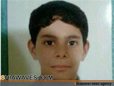 تصویر شکنجه نوجوان 13 ساله بحرینی در زندان آلخلیفه