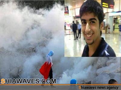 تصویر صدور حکم بازداشت نوجوان 16 ساله بحرینی
