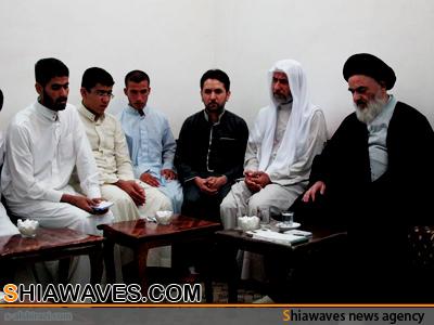 تصویر پاسخ حضرت آیت الله العظمی شیرازی به تشکیک در اعتقادات و میراث ماندگار شیعی