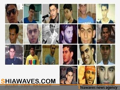 تصویر ربوده شدن 21 جوان بحرینی  در روزهای اخیر
