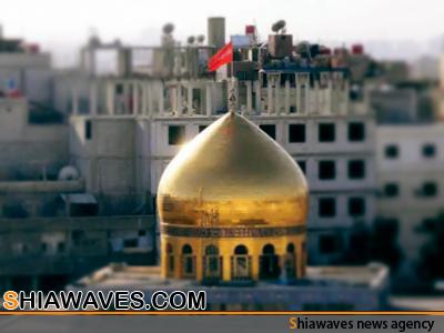 تصویر حفاری تونل برای منفجر کردن حرم حضرت زینب  سلام الله علیها