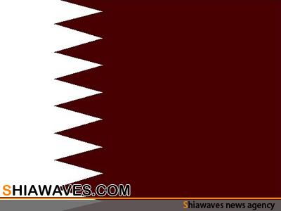 تصویر امیر قطر با همدستی قرضاوی به دنبال ترویج تفکر ضاله وهابیت است