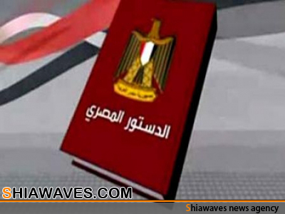 تصویر شیعیان مصرخواهان اضافه کردن مذهب جعفری در قانون اساسی شدند
