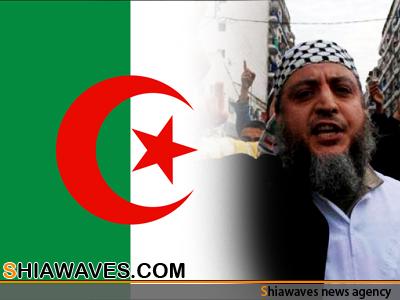 تصویر ممنوعیت فعالیت شیعیان الجزایر