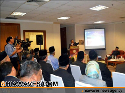 تصویر برگزاری سمیناری ضدشیعی در مالزی