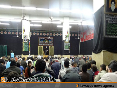 Photo of برپایی خیمه های عزای سیدالشهدا علیه السلام در مراکز وابسته به مرجعیت