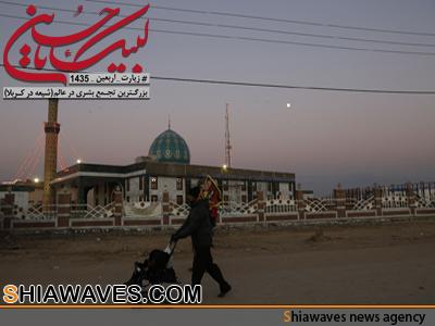 Photo of لحظه های ناب از پیاده روی اربعین حسینی 1435 -سری سوم