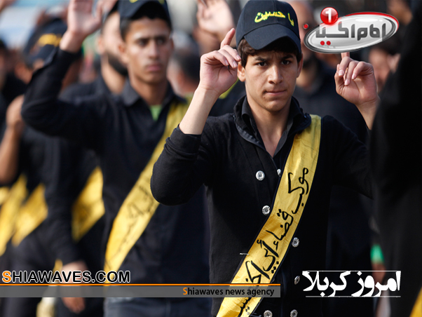 Photo of شور حسینی در کربلای معلی در آستانه اربعین حسینی