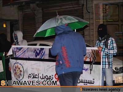 Photo of اعتراض شیعیان قطیف به احکام ظالمانه دستگاه قضایی آلسعود