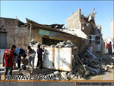 Photo of انهدام منازل شیعیان در استان بابل عراق