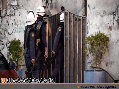 تصویر شهادت دلخراش مادر بحرینی بر اثر ضربوشتم مزدوران آل خلیفه