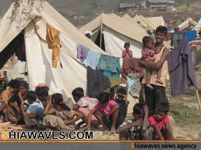 تصویر سرشماری نفوس میانمار و تبعیض علیه مسلمانان این کشور