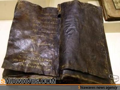 تصویر شوکه شدن واتیکان از کشف کتاب مقدس مسیح در ترکیه