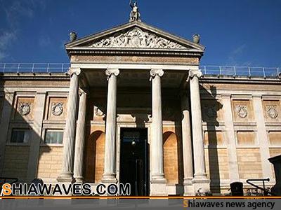 تصویر خاک كربلا، زینت بخش قدیمیترین موزه دانشگاهی جهان