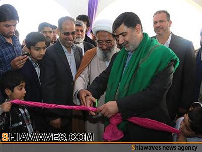 """تصویر آغاز به کار """"هفته فرهنگی آستان مقدس حسینی"""" در پاکستان"""
