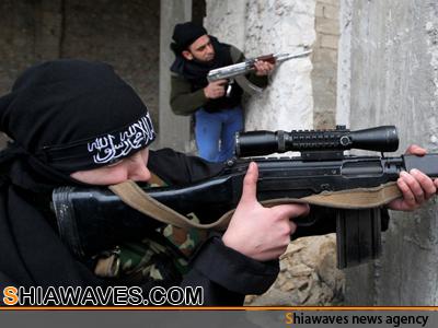 """تصویر هلاکت """"عایشه""""، سرکرده عربستانی یک گروه تکفیری در سوریه"""
