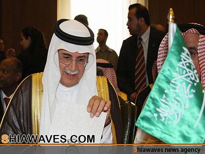تصویر تهدید شیعیان عربستان توسط وزیر ارتباطات این کشور