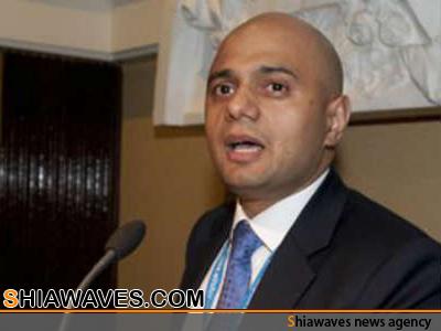 تصویر حضور دومین وزیرشیعه در کابینه بریتانیا
